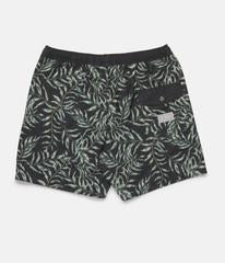 Botanical Beach Short (Vintage Black)