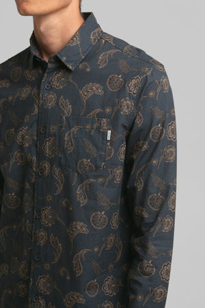 Aura Long Sleeve Shirt (Agave)