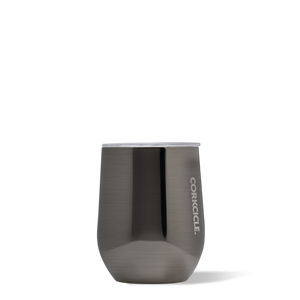 Corkcicle 12oz Stemless (Gunmetal)