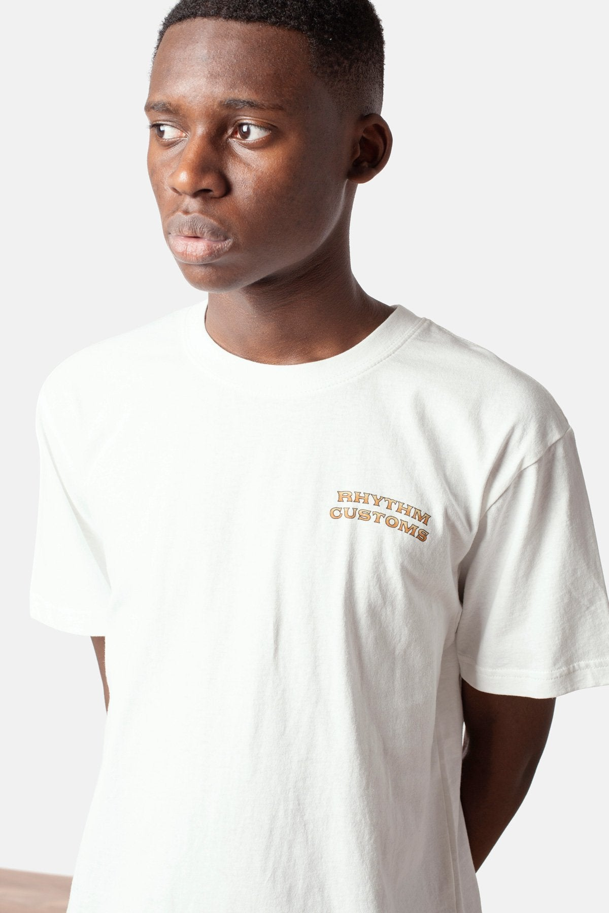 Backdoor T-Shirt (White)