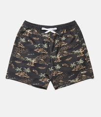 Mohalo Beach Short (Vintage Black)