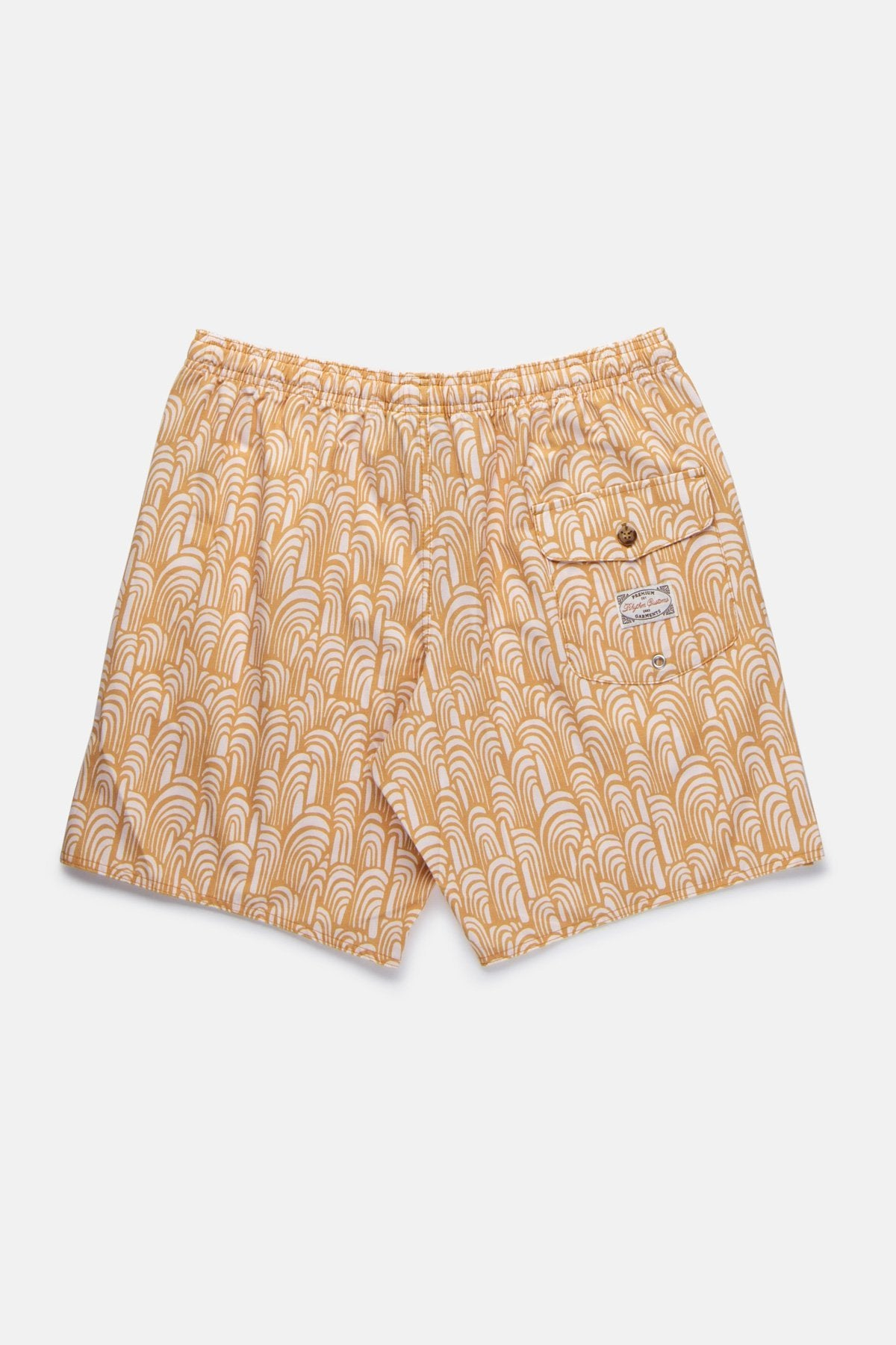 Zulu Beach Short (Golden)
