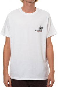 The Serenade Tee (White)