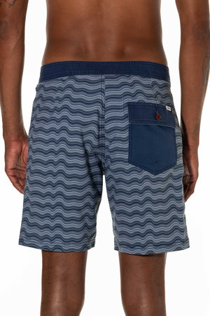 Frequency Trunk (Navy)