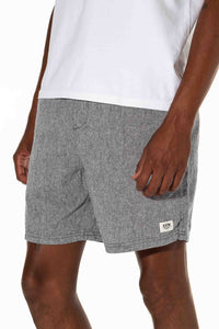 Isaiah Local Short (Steel Blue)