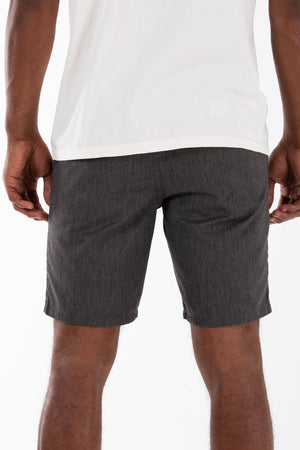 Court Short (Black Wash)