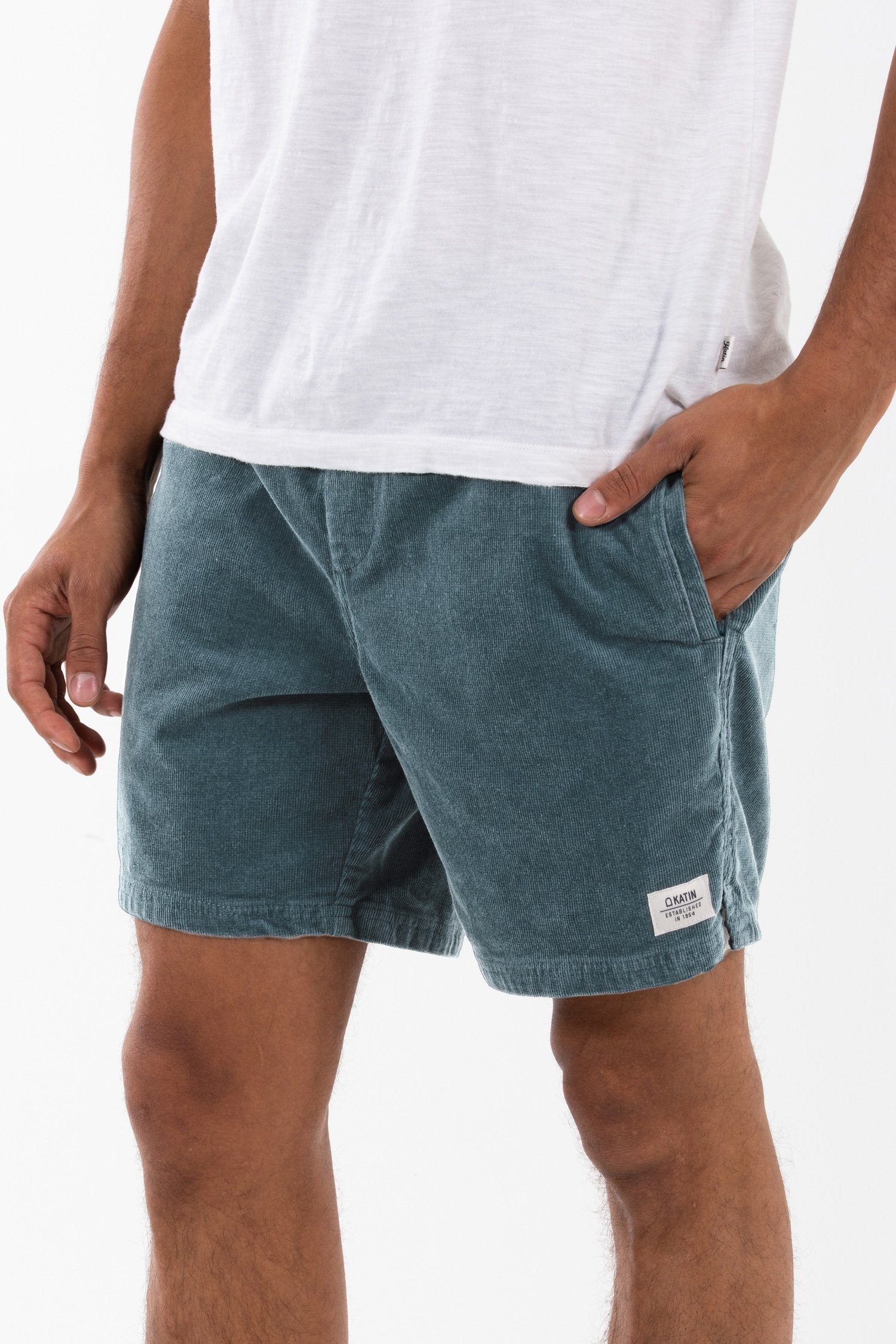 Cord Local Short (Overcast)