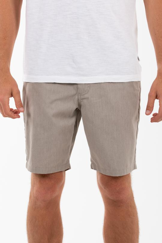 Court Short (Warm Grey)