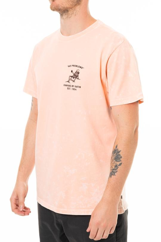 Lazy Leroy Tee (Cherry Blossom Mineral)