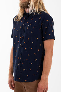 Lee Shirt (Navy)
