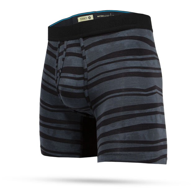 Drake Stance Boxer Brief (Charcoal)