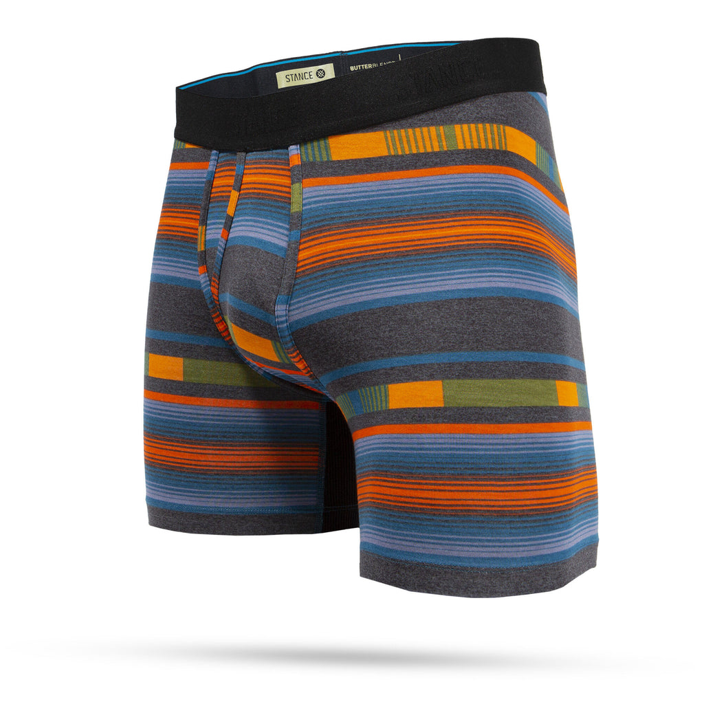 Piper Stance Boxer Brief (Charcoal)