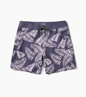 "Passage Napalms 17"" Boardshorts (Faded Navy)"