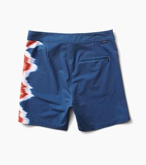 "Heatblur 17"" Boardshorts (Navy)"