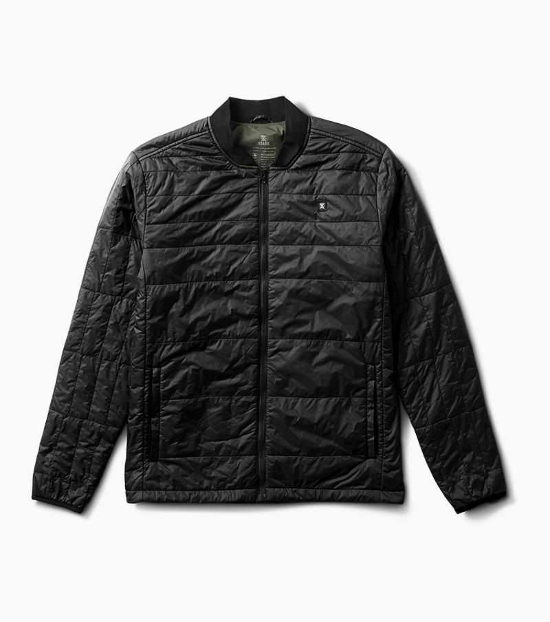 Great Heights Primaloft Jacket (Black)