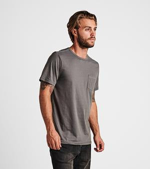 Well Worn Trail Knit Top (Grey)