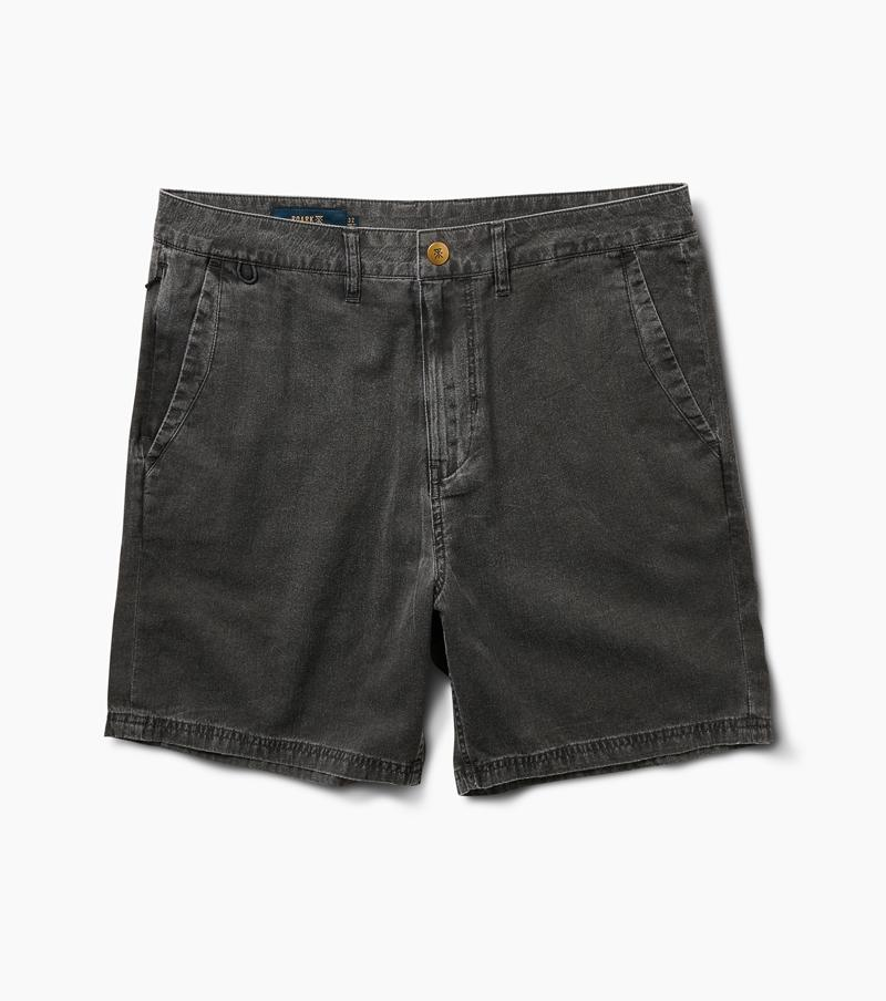 "Porter Lightweight Shorts 17"" (Black)"