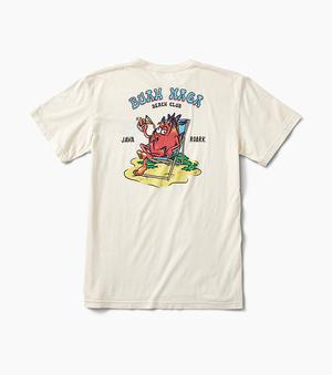 Buah Naga Beach Club Tee (White)