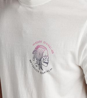 Hobo Nickel Tee (White)