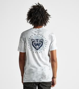Grizzly Wash Tee (Grey)