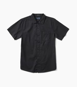 Well Worn Button Up (Black)