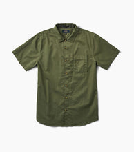 Load image into Gallery viewer, Well Worn Button Up (Green)
