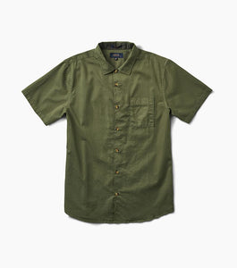 Well Worn Button Up (Green)