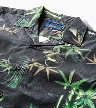Load image into Gallery viewer, Jungle Attack Button Down (Black)