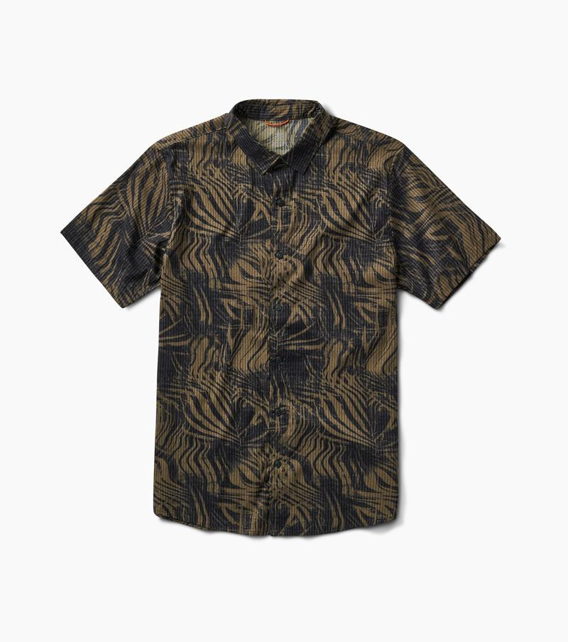 Bless Up Mechanical Stretch Shirt (Military)