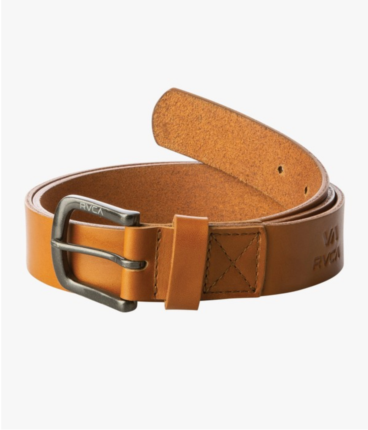 Truce II Leather Belt (Tan)