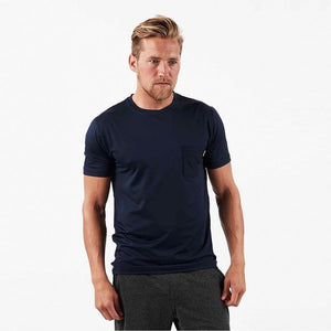 Tradewind Performance Tee (Navy)