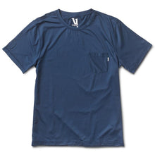 Load image into Gallery viewer, Tradewind Performance Tee (Navy)
