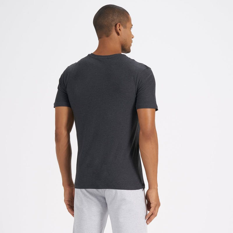 Strato Tech Tee (Charcoal Heather)