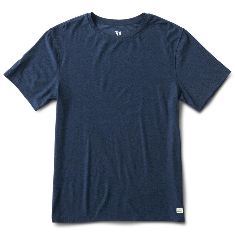 Strato Tech Tee (Navy Heather)