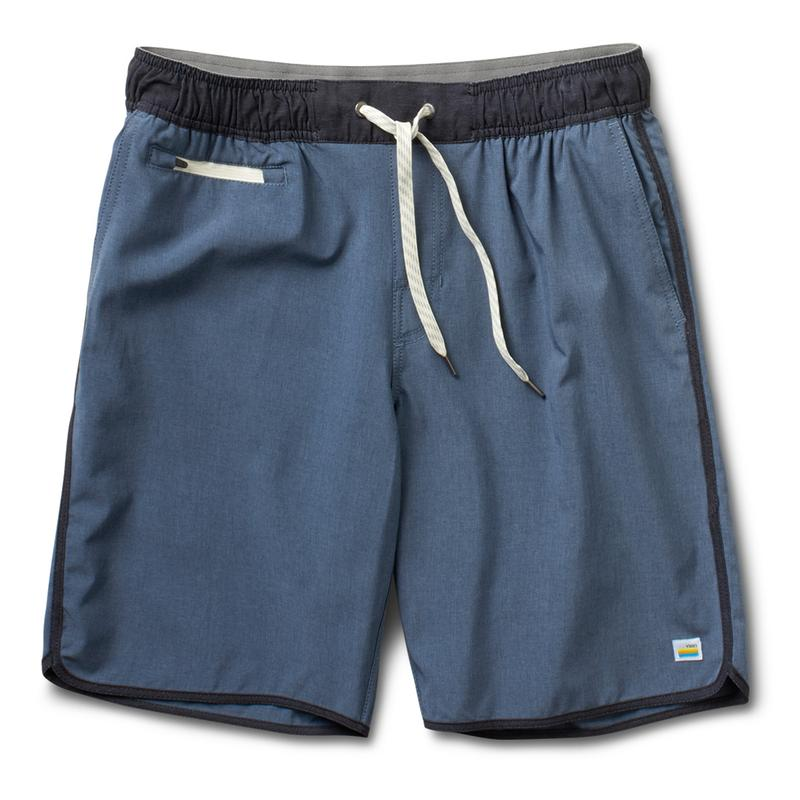 Banks Short (Azure Linen)