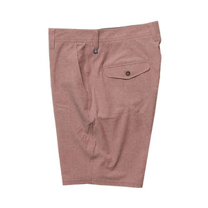 "Canyons Hybrid 19"" Walkshort (Rusty Red)"