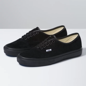 Vans Authentic Pig Suede (Black/Black)