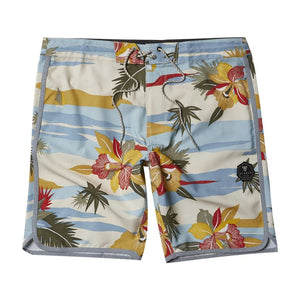 "Dreamland 17.5"" Boardshort (Pacific Blue)"
