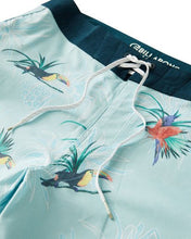 "Load image into Gallery viewer, 73 Line Up Pro 19"" Boardshort (Sky Blue)"