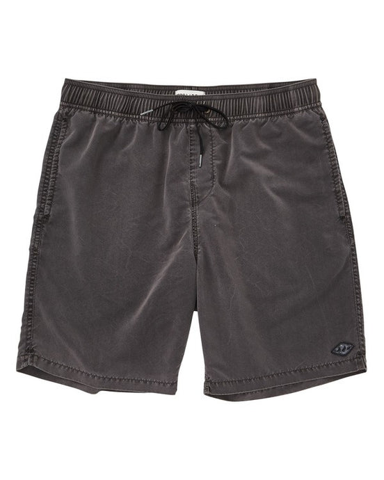 All Day Layback Boardshorts (Black)