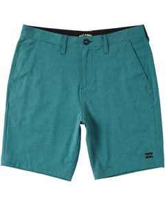 Crossfire X Mid Length Hybrid Short (Teal)