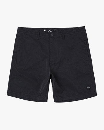 "Cliffs 18"" Hybrid Short (Black)"