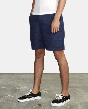 "Crush 18"" Walk Short (Moody Blue)"