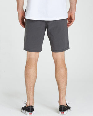 New Order X Overdye Shorts (Black)