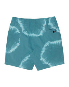 Larry Layback (Blue Tie Dye)
