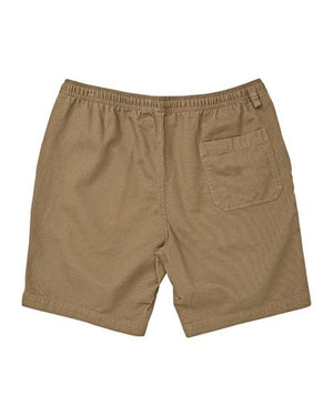 Larry Layback Twill (Gravel)