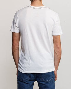 Solo Label Tee (Antique White)