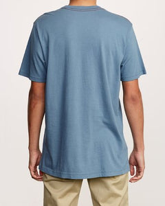 Astro Hex Tee (China Blue)