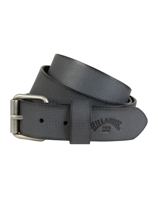 Daily Leather Belt (Black)