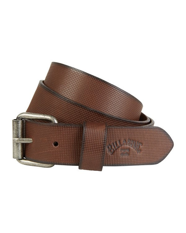 Daily Leather Belt (Brown)